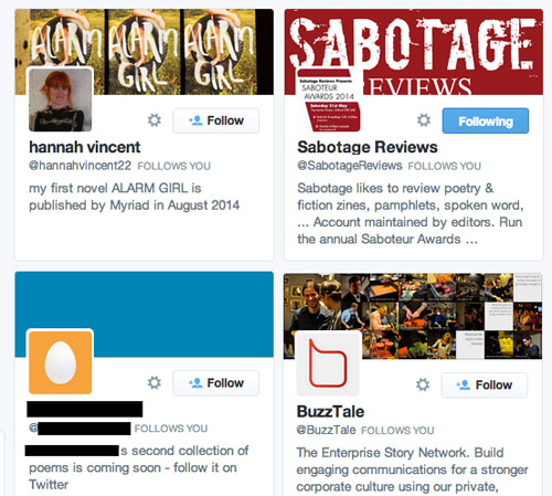 Twitter avatars - real face / logos vs the egg